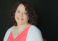 Joanna Liberty, Mamavation Community Manager_summer garden