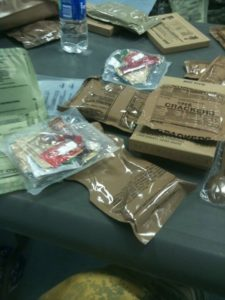 MRE (Military Ready-to-Eat) Meal