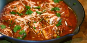 Healthy Parmesan Chicken 5