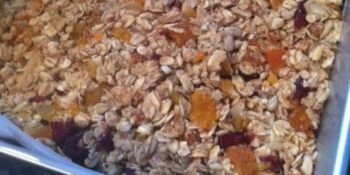 Healthy Granola Bar Recipe 4
