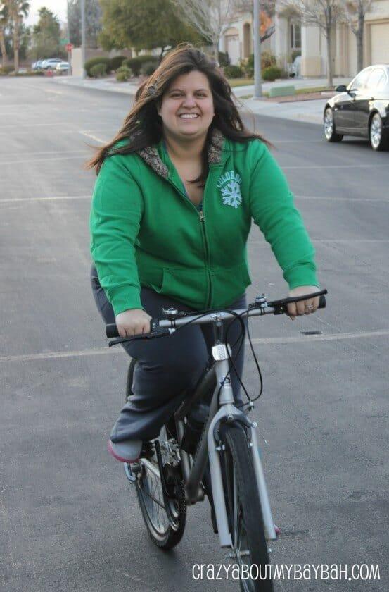 Bike Riding Mama