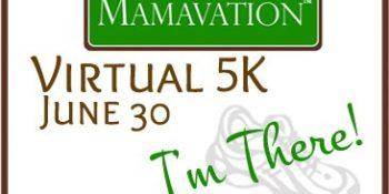 Mamavation Virtual 5K June 30th