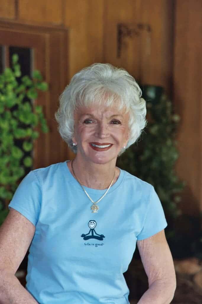 Sheila Cluff