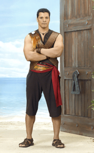 Geno Segers as Mason in Pair of Kings