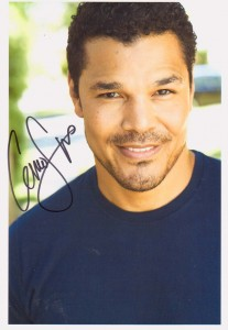 Geno Segers Signed Headshot