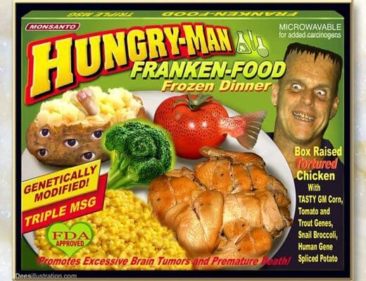 GMO Kitchen Cabinet Awareness Challenge 2