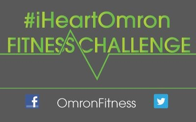 #iheartOmron Fitness Challenge Ambassadors Announcement