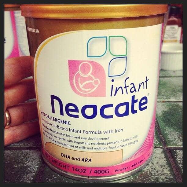 Neocate GMO Free Amino Acid Baby Formula
