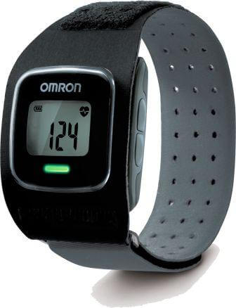 Omron strapless heartrate monitor