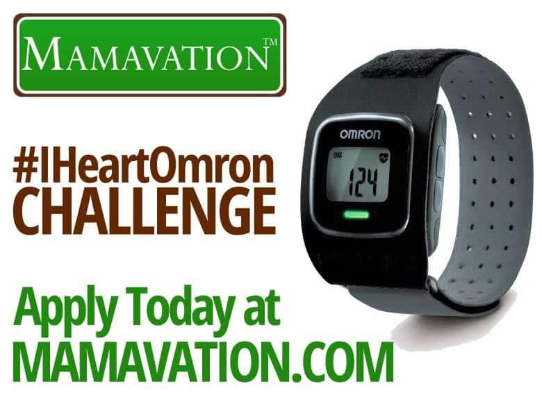 Mamavation Omron Running Challenge