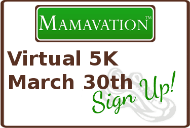 Mamavation Virtual 5K