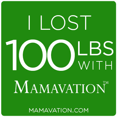 I lost 100 lbs with Mamavation