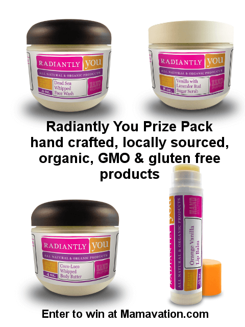 Radiantly You Prize Pack