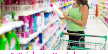 5 tricks for deciphering cleaning product labels