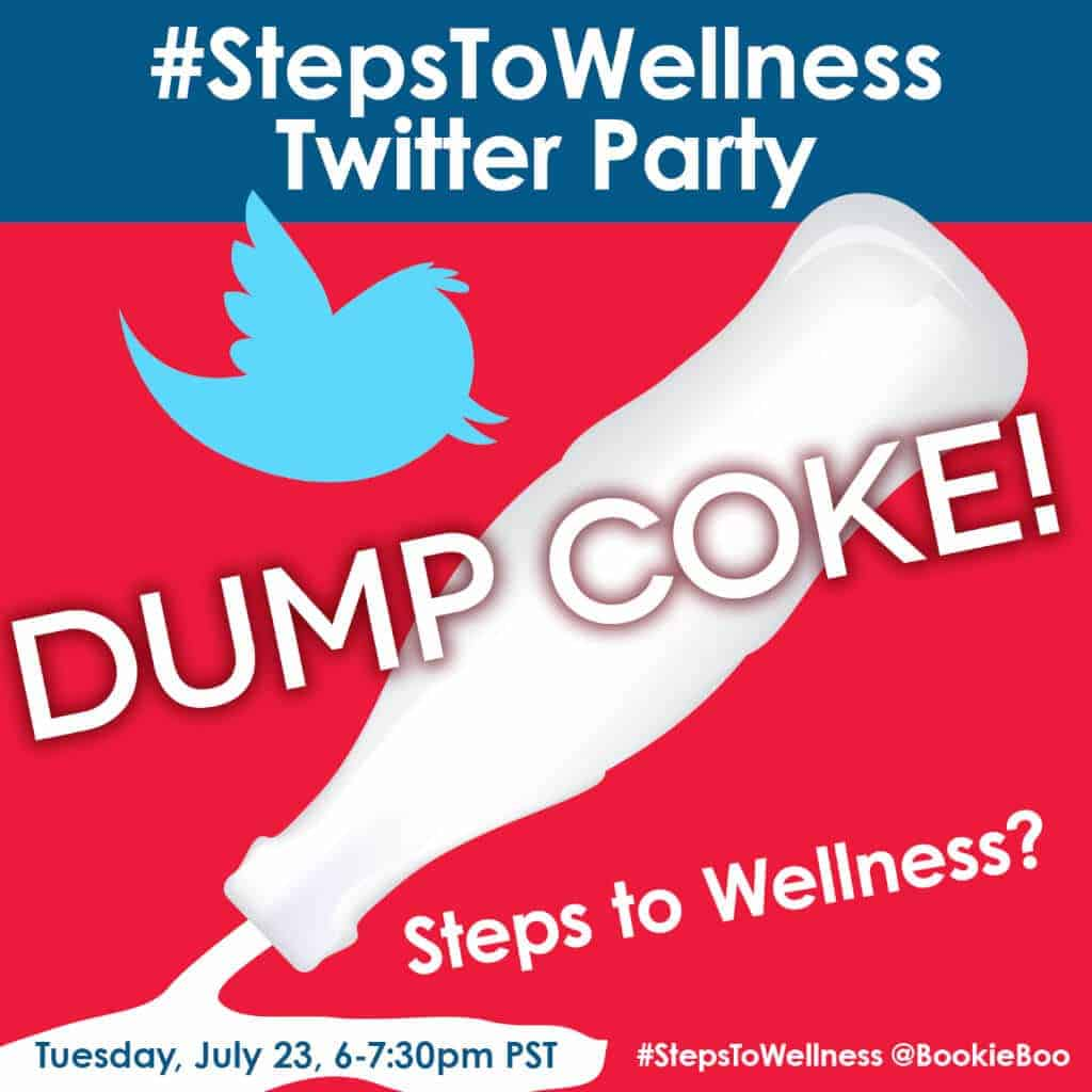 Steps To Wellness Mamavation Twitter Party