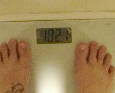 weight july 28 2013