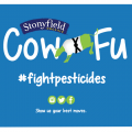 Stonyfield Fight Pesticides with Mamavation