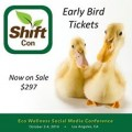 ShiftCon Early Bird Tickets now on sale