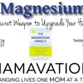 Magnesium: A Secret Weapon to Upgrade Your Health