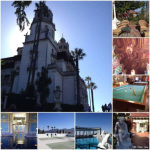 Fitcation at Hearst Castle