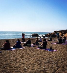 Yoga in Cambria