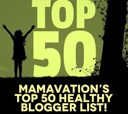 2013 Top 50 Healthy Bloggers