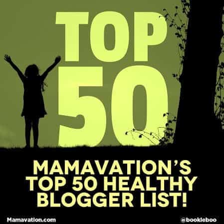 Top 50 Healthy Bloggers