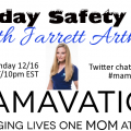 Holiday Safety Tips with Jarrett Arthur