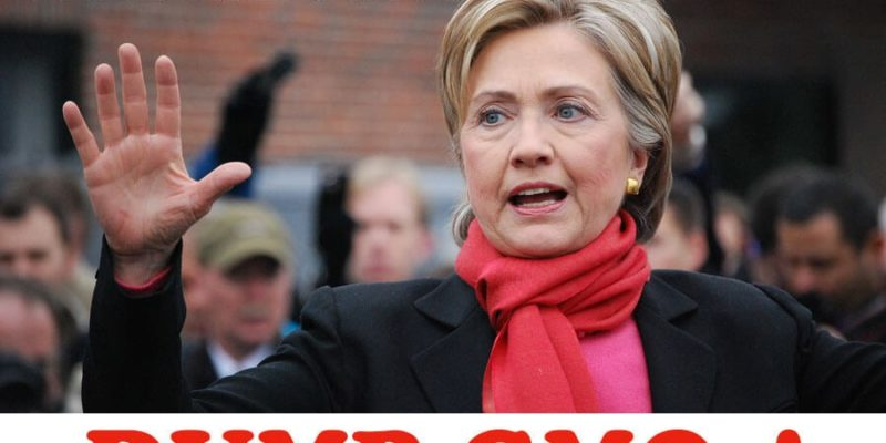 Tell Hillary: Stop Supporting GMOs!
