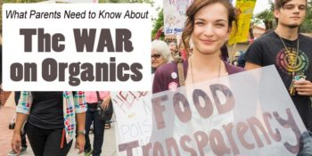 The War on Organics: Who's Fighting It and How to Protect Your Family