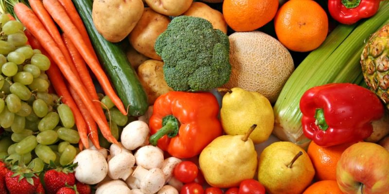 how to get the vitamins and minerals we need from food