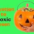 nontoxic halloween candy