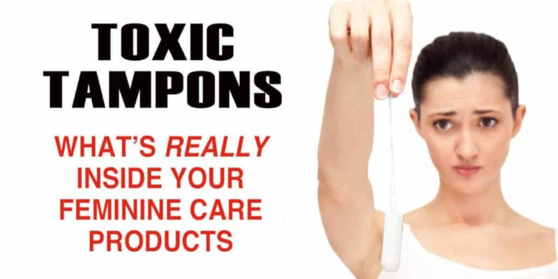 Are Feminine Care Products Making You Sick? What Every Woman Needs to Know