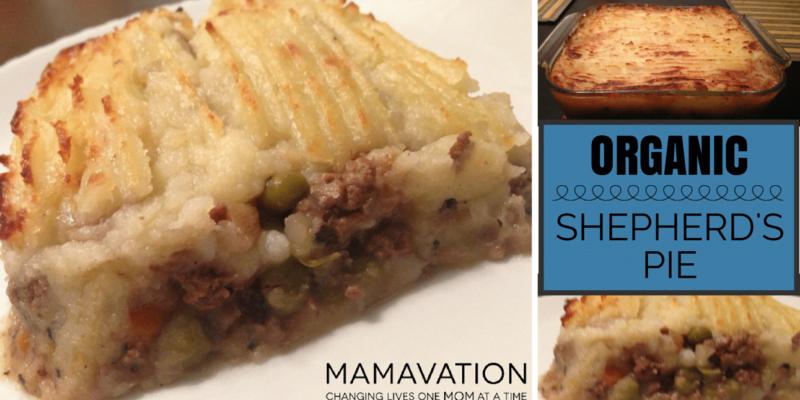 Organic Shepherd's Pie 1