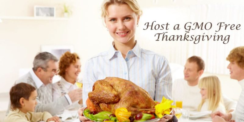 How to Serve Up a Healthier, Simple, GMO Free Thanksgiving Dinner