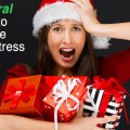 naturally relieve holiday stress
