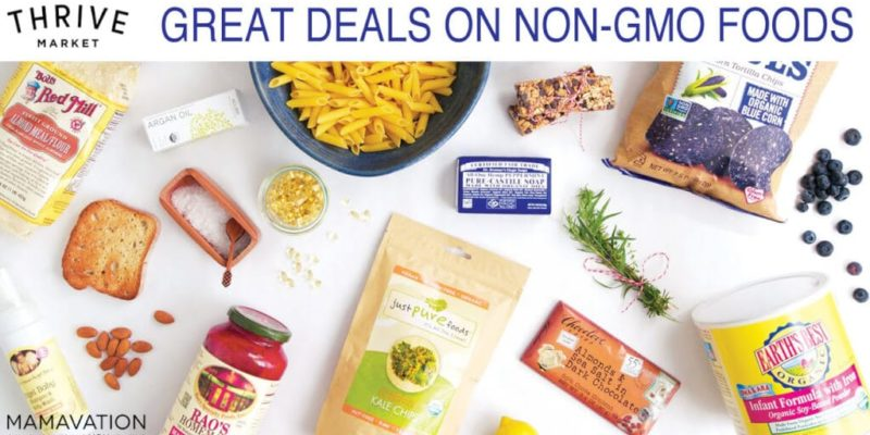 Affordable Organic Food: How To Find Deals On Non-GMO Food