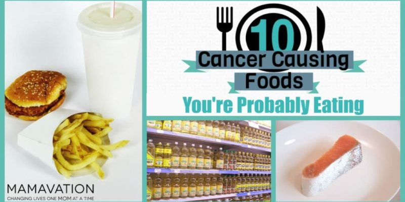 10 Cancer Causing Foods in Your Diet 4