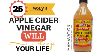 25 Ways Apple Cider Vinegar Will Change Your Life 4