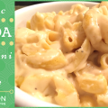 A simple swap out for quinoa pasta and organic ingredients makes this a healthier Mac 'n Cheese my kid will actually eat.