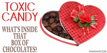 toxic chocolate candy