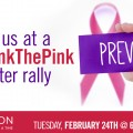 Rethinkthepink Twitter Party with Mamavation