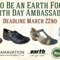 Earth Footwear Earth Day Ambassadors for Mamavation