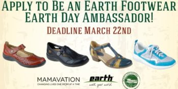 Earth Footwear Is Looking For Earth Day Ambassadors