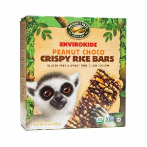 Envirokids Crispy Rice Bar- Healthy Packed Lunch Ideas