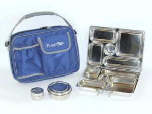 Planetbox makes bringing your lunch environmentally friendly and cool