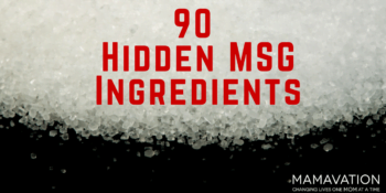 Hidden MSG Ingredients: 90 You Should Avoid