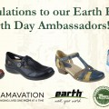 Earth Footwear Ambassador Announcement