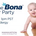 Healthy Child Healthy World Bona Twitter Party abt Asthma and Allergies