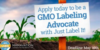 "Just Label It Seeks ""Labeling Advocates"" for Sponsored Campaign 1"